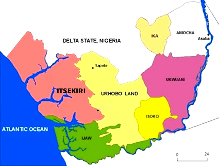 Olu of Warri  FG Delta state Government acquired Maritime